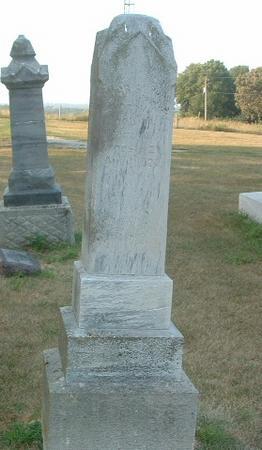 WORTMAN, CHRISTINA - Mills County, Iowa | CHRISTINA WORTMAN