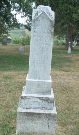 WORTMANN, HEINRICK - Mills County, Iowa | HEINRICK WORTMANN