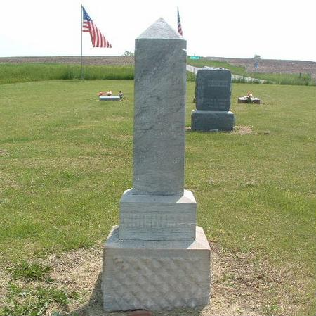 WRIGHTMAN, SARAH E. - Mills County, Iowa | SARAH E. WRIGHTMAN