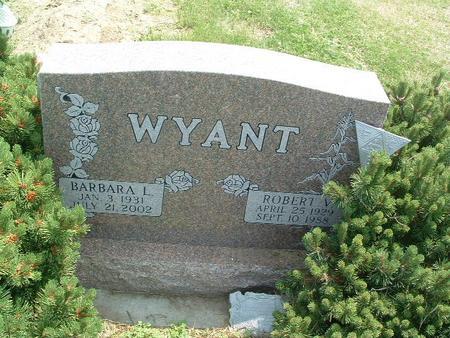 WYANT, ROBERT V. - Mills County, Iowa | ROBERT V. WYANT