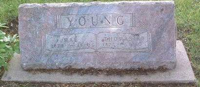 YOUNG, THOMAS R. - Mills County, Iowa | THOMAS R. YOUNG