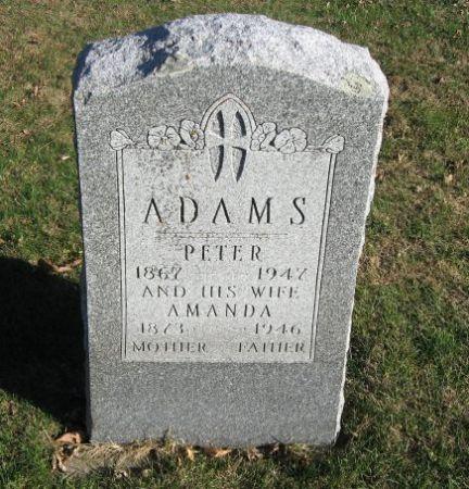 ADAMS, AMANDA - Mitchell County, Iowa | AMANDA ADAMS