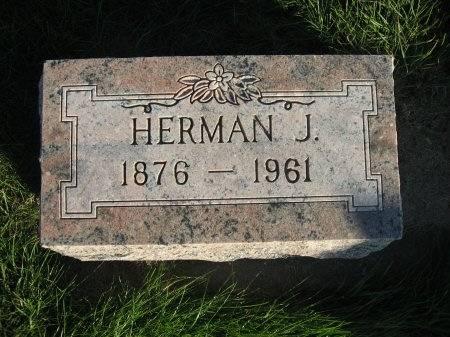 AHRENS, HERMAN JOHN (HEADSTONE) - Mitchell County, Iowa | HERMAN JOHN (HEADSTONE) AHRENS