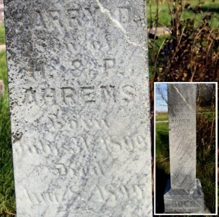 AHRENS, HARRY D. - Mitchell County, Iowa | HARRY D. AHRENS