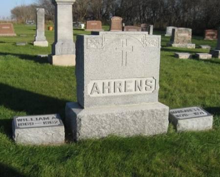 AHRENS, MARGARET (LOT) - Mitchell County, Iowa | MARGARET (LOT) AHRENS