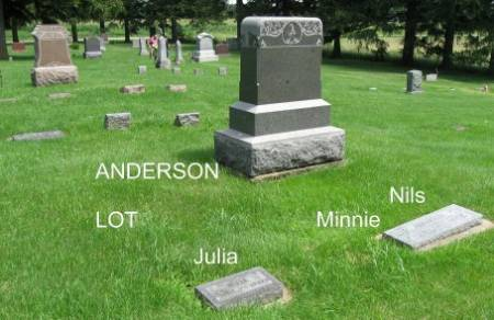 ANDERSON, NILS (LOT) - Mitchell County, Iowa | NILS (LOT) ANDERSON