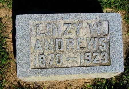 ANDREWS, LINZY W. - Mitchell County, Iowa | LINZY W. ANDREWS