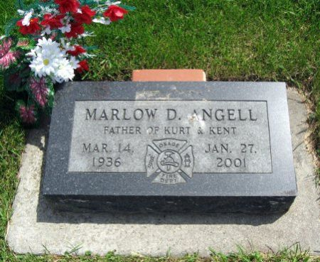 ANGELL, MARLOW D. - Mitchell County, Iowa | MARLOW D. ANGELL