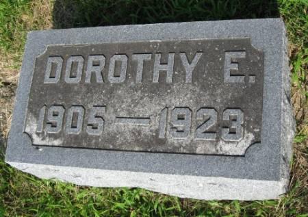 BALSLEY, DOROTHY E. - Mitchell County, Iowa | DOROTHY E. BALSLEY