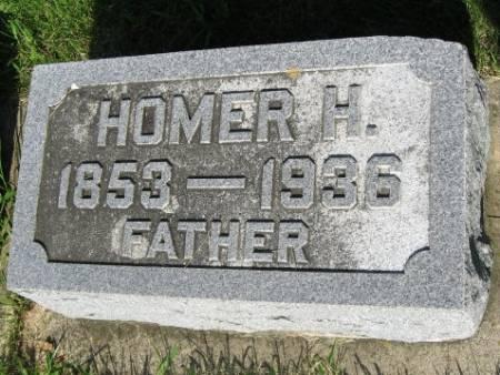 BALSLEY, HOMER H. - Mitchell County, Iowa | HOMER H. BALSLEY