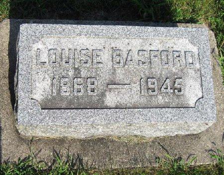 BASFORD, LOUISE - Mitchell County, Iowa   LOUISE BASFORD
