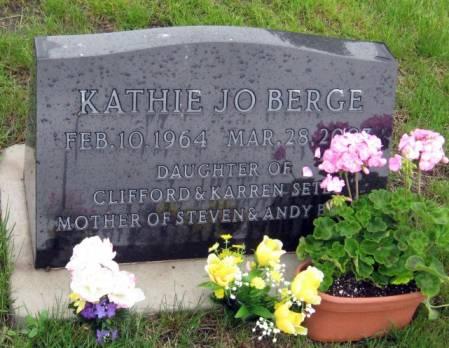 SETER BERGE, KATHIE JO - Mitchell County, Iowa | KATHIE JO SETER BERGE