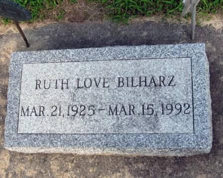 LOVE BILHARZ, RUTH - Mitchell County, Iowa | RUTH LOVE BILHARZ