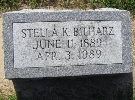 BILHARZ, STELLA K. - Mitchell County, Iowa   STELLA K. BILHARZ