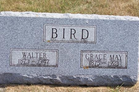 HUNGERFORD BIRD, GRACE - Mitchell County, Iowa | GRACE HUNGERFORD BIRD