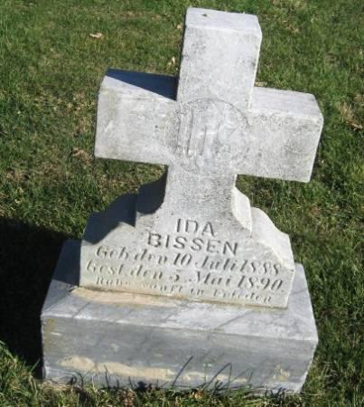 BISSEN, IDA - Mitchell County, Iowa | IDA BISSEN