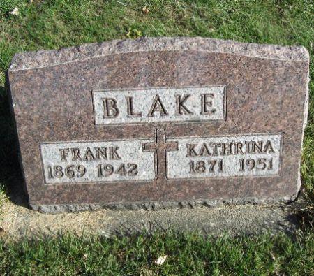 BLAKE, FRANK - Mitchell County, Iowa | FRANK BLAKE