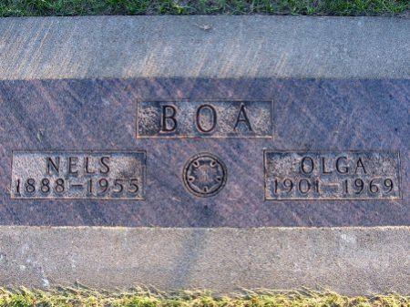 BOA, NELS - Mitchell County, Iowa | NELS BOA