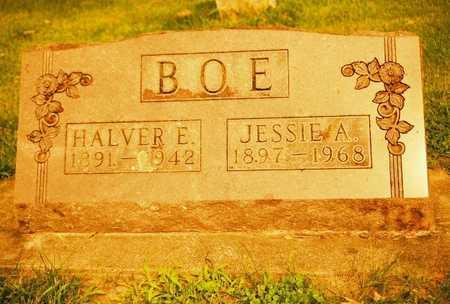 BOE, JESSIE AMELIA - Mitchell County, Iowa | JESSIE AMELIA BOE