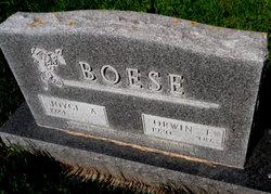 FREAR BOESE, JOYCE - Mitchell County, Iowa | JOYCE FREAR BOESE