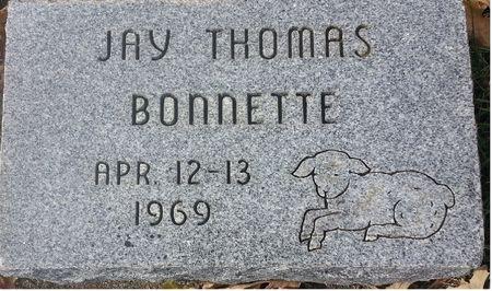 BONNETTE, JAY THOMAS - Mitchell County, Iowa | JAY THOMAS BONNETTE