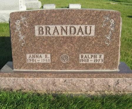 BRANDAU, ANNA E. - Mitchell County, Iowa | ANNA E. BRANDAU