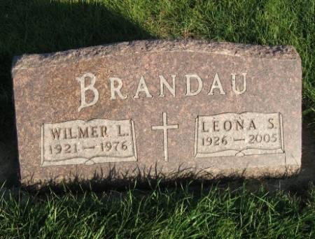 BRANDAU, LEONA S. - Mitchell County, Iowa | LEONA S. BRANDAU