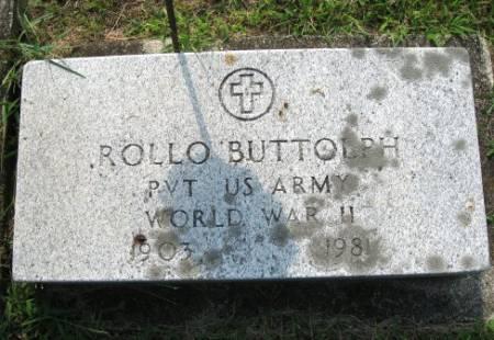 BUTTOLPH, ROLLO - Mitchell County, Iowa   ROLLO BUTTOLPH
