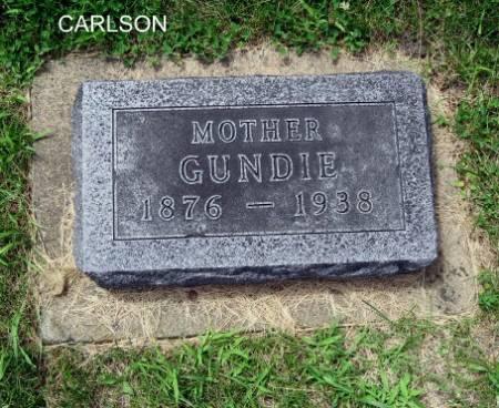 CARLSON, GUNDIE - Mitchell County, Iowa | GUNDIE CARLSON