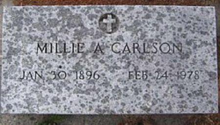 JOHNSON CARLSON, MILLIE - Mitchell County, Iowa | MILLIE JOHNSON CARLSON