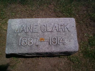 TIBBETS CLARK, JANE - Mitchell County, Iowa | JANE TIBBETS CLARK