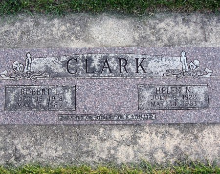 CLARK, HELEN N. - Mitchell County, Iowa | HELEN N. CLARK