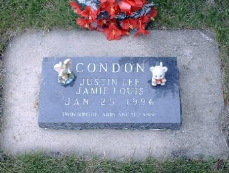 CONDON, JUSTIN LEE  - Mitchell County, Iowa   JUSTIN LEE  CONDON