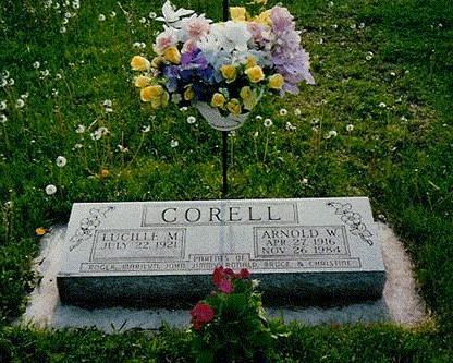 CORELL, ARNOLD - Mitchell County, Iowa | ARNOLD CORELL