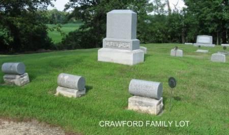 CRAWFORD, JOHN (LOT) - Mitchell County, Iowa | JOHN (LOT) CRAWFORD