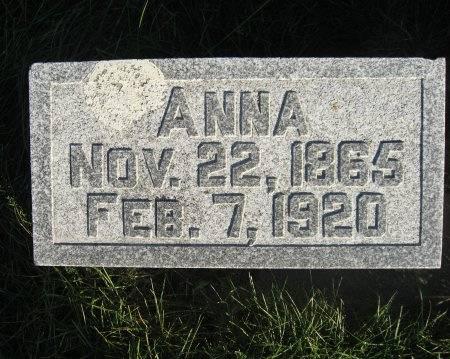 HARTWIG DIETERICHS, ANNA - Mitchell County, Iowa | ANNA HARTWIG DIETERICHS