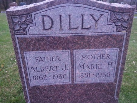 DILLY, ALBERT J. - Mitchell County, Iowa | ALBERT J. DILLY