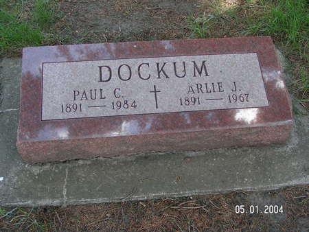 JOHNSON DOCKUM, ARLIE - Mitchell County, Iowa | ARLIE JOHNSON DOCKUM