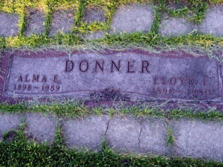 DONNER, ALMA E. - Mitchell County, Iowa | ALMA E. DONNER