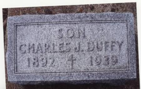 DUFFY, CHARLES J. - Mitchell County, Iowa   CHARLES J. DUFFY