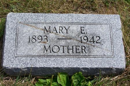 ELLIOTT, MARY E. - Mitchell County, Iowa | MARY E. ELLIOTT