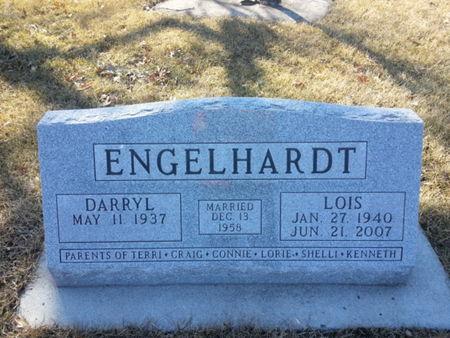 ENGELHARDT, LOIS - Mitchell County, Iowa | LOIS ENGELHARDT