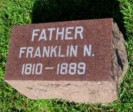 FAIRBROTHER, FRANKLIN N. - Mitchell County, Iowa | FRANKLIN N. FAIRBROTHER