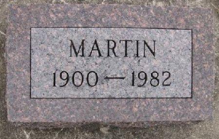 FAIRBROTHER, MARTIN  - Mitchell County, Iowa   MARTIN  FAIRBROTHER