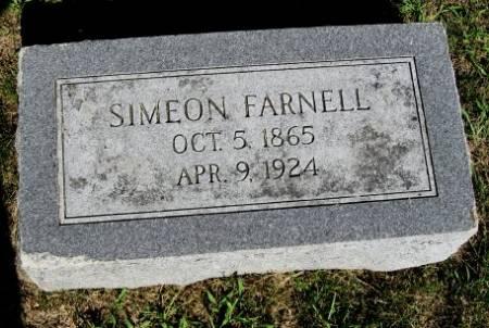 FARNELL, SIMEON - Mitchell County, Iowa | SIMEON FARNELL