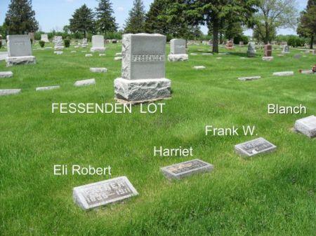 FESSENDEN, ELI ROBERT (LOT) - Mitchell County, Iowa | ELI ROBERT (LOT) FESSENDEN