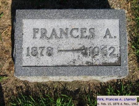 FINK, FRANCES A. - Mitchell County, Iowa | FRANCES A. FINK
