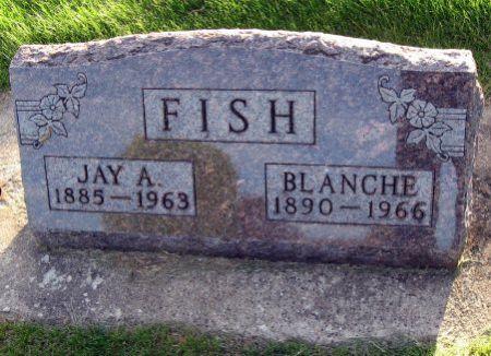 FISH, BLANCHE - Mitchell County, Iowa | BLANCHE FISH