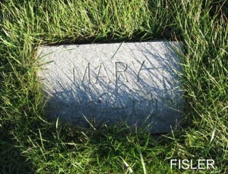 FISLER, MARY - Mitchell County, Iowa | MARY FISLER