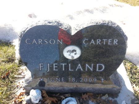 FJETLAND, CARTER - Mitchell County, Iowa | CARTER FJETLAND